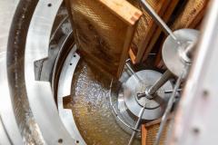 Honey-in-Extractor